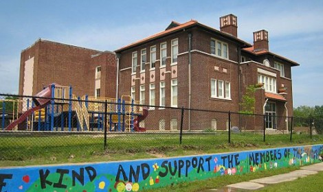 Woodruff Elementary School, Little Rock, AR