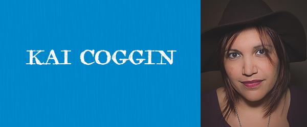 Kai Coggin, poet, author and teacher