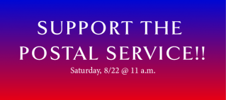 Support the postal service